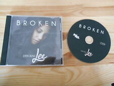 CD pop Deborah Lee-refuse to be broken (1 chanson) MCD/rock usine JC