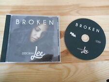 CD Pop Deborah Lee - Refuse To Be Broken (1 Song) MCD / ROCK WERK jc