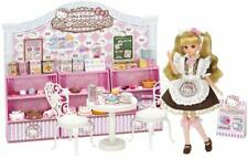 Takara Tomy Licca-chan Hello Kitty Sweets Cafe (117186)