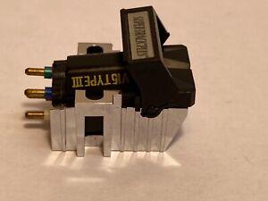 SHURE V15 Type III Cartridge With Supertrack Plus Stylus