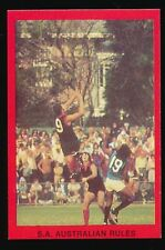 1973 Sunblest Sports Action Tip Top Bread Phil Carmen Norwood card r