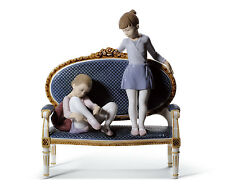 LLADRO Limited edition  BALLERINA 01008570  READY FOR PRACTICE 8570 BRAND NEW