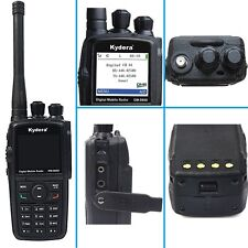 Kydera DMR Walkie Talkie UHF FM Digital&Analog 2-Way Radio CTCSS/DCS Transceiver
