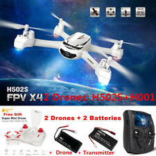 Hubsan X4 H502S Drone 5.8G Headless RC Quadcopter with...