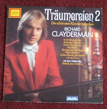 LP Vinyl Record - Richard Clayderman - Traumereien 2 - Easy Piano Music (El)