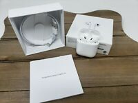 Apple AirPods 2nd Generation with Charging Case - White *USED*