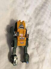 Transformers Brawn 100% Complete 1984 G1 Vintage Hasbro Action Figure!