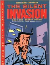 The Silent Invasion Book 1: Secret Affairs    First Print    1988