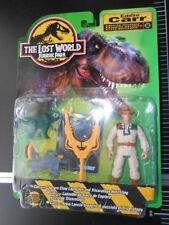 Jurassic Park The Lost World EDDIE CARR T-Rex Kenner