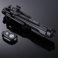 Universal Tripod Bluetooth Monopod Telescopic Selfie Stick Mobile Phone Holder