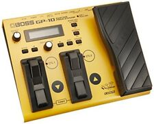 BOSS Guitar Processor guitar / Synthesis Modeling & Multi-Effects GP-10S