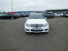2013 MERCEDES C220 CDI 2.1 DIESEL AUTO DAMAGED REPAIRABLE SALVAGE UNRECORDED!!!!