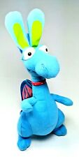 NEW Disney Doc McStuffins Plush Doll Stuffy! Soft & Cuddly Dinosaur Blue Pet Toy