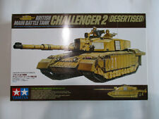 TAMIYA 1/35 CHALLENGER 2 Desertised ITEM 35274, Tamiya, 1/35, Military, Tanks