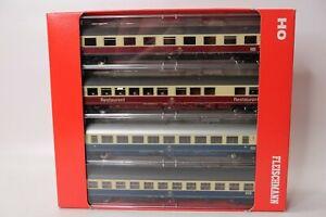 Fleischmann 561901 Modelleisenbahn H0 Wagenset 30 Jahre InterCity 4-teilig