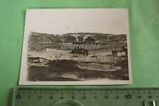 tolles altes Foto - Schullandheim ???  Insel ??  1910-30 ???