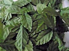 100 TRIPLE SILK ROSE(300 IN TOTAL) LEAVES/CRAFTS/DECORATION/WEDDING/FLOWERS