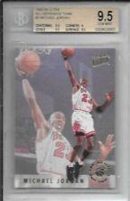 MICHAEL JORDAN 1993 ULTRA ALL-DEFENSIVE TEAMS BGS 9.5 ! *HOT LIKE SCORING KINGS