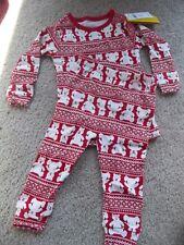 Baby Gap 2pc Bear Pajama's/Sleepwear~NEW~Sz 12-18mo