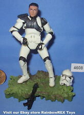Star Wars 2005 AT-TE TANK GUNNER ROTS 3.75  inch Figure
