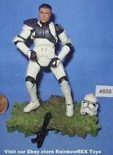 Star Wars 2005 AT-TE TANK GUNNER ROTS 3.75  inch Figure