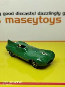 MATCHBOX LESNEY No.41b Jaguar D Type 1960 wire wheels. Original vintage diecast