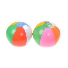 28CM Inflatable Swimming Pool Water Game Balloon Beach Ball Toys Great FD