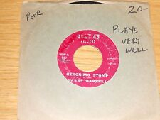 """ROCK+ROLL 45 RPM - BARRY DARVELL - COLT 45 107 - """"GERONIMO STOMP"""""""