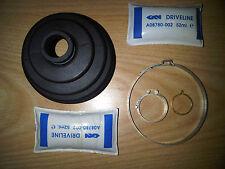 VAUXHALL NOVA & OPEL CORSA 1987-1993 CV Joint Boot Kit 21452