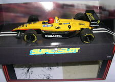 SUPERSLOT H194 FORMULA INDY CAR DURACELL  #9  SCALEXTRIC UK
