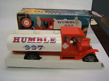 Exxon Humble 1997 Oil Toy Tanker 2nd in Series