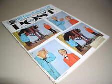 Saturday Evening Post, April 21, 1962, Dwight D. Eisenhower, Vintage Magazine!