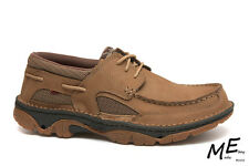 New Wolverine Walkabout Boat Vibram Moc Toe Men Shoes Size 7 (MSRP $140) W07509