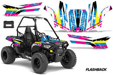 Polaris Sportsman ACE 150 ATV Graphic Kit Wrap Quad Accessories Decals FLASHBACK