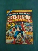 Captain America Bicentennial Battles 1976 Treasury VF/NM (9.0)