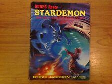 Gurps Space Stardemon Spacefarers Unlock an Ancient Secret Steve Jackson Games