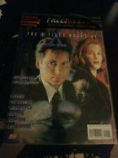 The X Files Magazine # 1, Winter 1996, New In Bag (NIB).