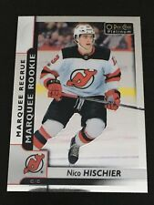 Nico Hischier 2018 O-Pee-Chee Platinum MARQUEE ROOKIE New Jersey Devils #151