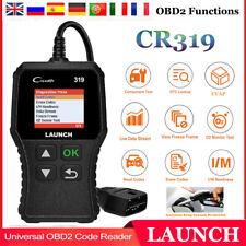 Launch X431 Scanner CR319 OBD2 EOBD Code Reader Diagnostic Tool Tester as CR3001