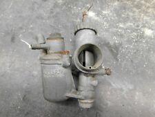 New listing Ducati 250 Scrambler Monza Dellorto UBF 24BS Carburetor   2026