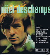 LP NOEL DESCHAMPS TE VOILA (SHE'S NOT THERE)CLUB DIAL