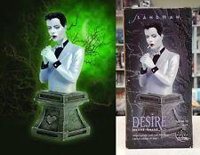 The Sandman Desire Mini Bust #673 DC Direct Vertigo Comics Used Good Condition