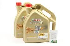 Castrol Edge Motoröl LongLife 5W30 10 Liter 15669E VW 504/00 507/00 ACEA C3