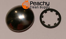 Hub Cap & Starlock Single Set To fit Bugaboo Cameleon, Frog and Gecko Chassis