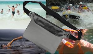 Wasserdichte Tasche Schwimmen Boot Angeln Kanu Taschen Handy Wasserfest Dry Bag