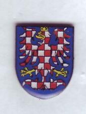 Mähren Wappen Pin,Coat of Arms Moravia,Tschechien,Anstecker,Anstecknadel