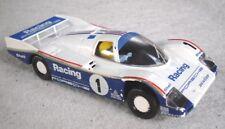 Scalextric Slot Car Racing 1-32 Escala: Porsche 962c Racing C444 Cabeza/Luces De Freno