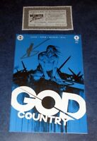 GOD COUNTRY #1 signed variant 3rd print GEOFF SHAW IMAGE COMIC donny cates COA