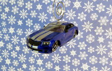 Custom Christmas Ornament 1/64 Scale Chrysler Crossfire Car