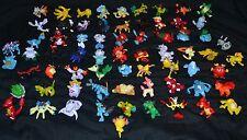 "10 Pokemon Action Figures 2"" Toys Figurines Bulk Lot Wholesale Random Collection"